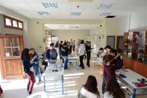 Διαγωνισμός EUSO 2105 στο ΕΚΦΕ Κω, 5 Δεκεμβρίου 2015-2