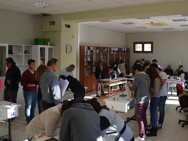 Διαγωνισμός EUSO 2105 στο ΕΚΦΕ Κω, 5 Δεκεμβρίου 2015